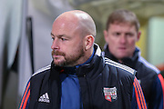 Lee Carsley  during the Sky Bet Championship match between Bolton Wanderers and Brentford at the Macron Stadium, Bolton, England on 30 November 2015. Photo by Simon Davies.