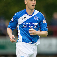 St Johnstone FC… Season 2016-17<br />Steven Anderson<br />Picture by Graeme Hart.<br />Copyright Perthshire Picture Agency<br />Tel: 01738 623350  Mobile: 07990 594431