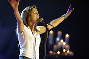 Martina McBride rehearsals at the first ever CMT Flameworthy Video Music Awards at the Gaylord Entertainment Center in Nashville Tennesee. 6/12/02<br /> Photo by Rick Diamond/PictureGroup.