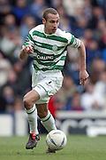 HENRIK LARSSON.GLASGOW CELTIC FC.RANGERS V CELTIC.IBROX GLASGOW, SCOTLAND.28/03/2004.DIF22318
