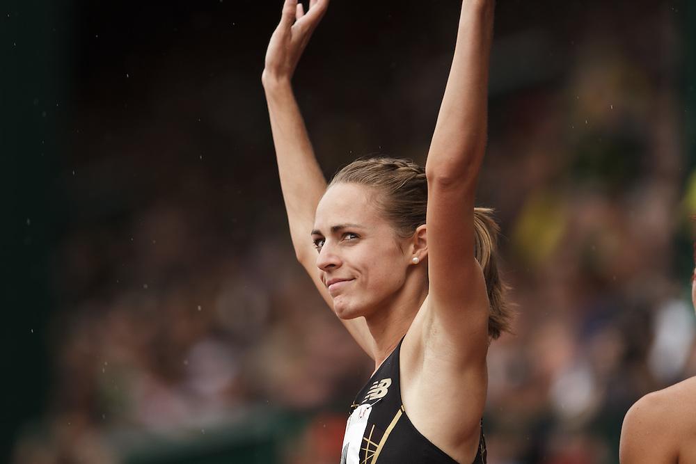 2012 USA Track & Field Olympic Trials: Jenny Simpson, NB