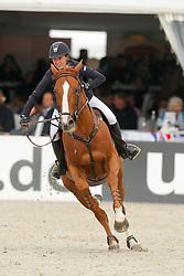 Offel Katharina, (UKR), Quebracho Semilly<br /> Preis der LVM Versicherung<br /> Hagen - Horses and Dreams 2015