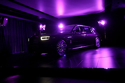 UK ENGLAND LONDON 2NOV17 - Private presentation of the new 2018 Phantom model at the Rolls Royce Motor Cars HQ in Goodwood, Sussex, England.  <br /> <br /> <br /> <br /> jre/Photo by Jiri Rezac<br /> <br /> <br /> <br /> &copy; Jiri Rezac 2017