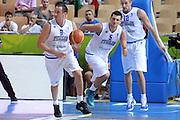 KOPER EUROBASKET 2013 9 SETTEMBRE 2013<br /> NAZIONALE ITALIANA MASCHILE<br /> ITALIA-SVEZIA<br /> NELLA FOTO: GUIDO ROSSELLI<br /> FOTO CIAMILLO