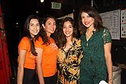 Step Up girls and Ariana Ceballos (right)