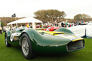 PC 118 1956 Lister-Maserati A6GCS Flat Iron Body: John M. 'Chip' Fudge