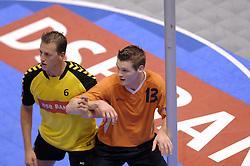 29-12-2006 KORFBAL: CHALLENGE 2006: TULIPS - DALTO DSB BANK: ROTTERDAM<br /> Wim Scholtmeijer en Adriaan van Dijk<br /> ©2006-WWW.FOTOHOOGENDOORN.NL