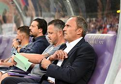 Darko Milanic, head coach of Maribor before 1st Leg Football match between NK Maribor (SLO) and AIK Fotboll (SWE) in Second qualifying round of UEFA Champions League 2019/20, on July 24, 2019, in Stadium Ljudski vrt, Maribor, Slovenia. Photo by Milos Vujinovic / Sportida