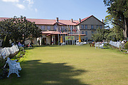 Grand Hotel in the town of Nuwara Eliya, Central Province, Sri Lanka