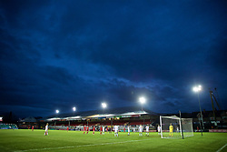 NEWPORT, WALES - Thursday, April 4, 2019: A general view during an International Friendly match between Wales and Czech Republic at Rodney Parade. (Pic by David Rawcliffe/Propaganda)