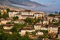 Albanie, Albania, Gjirokaster, patrimoine mondial de l'Unesco // Albania, Gjirokaster province, Gjirokastra (Gjirokaster), UNESCO World Heritage Site, Old city