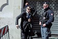 Roma 16 Marzo2013.Montecitorio, secondo giorno della  XVII legislatura..Arturo Scotto ,deputato di Sinistra Ecologia Libertà.