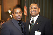 Rep. Weddington and Dr. Roderick J. McDavis...OU Government Luncheon, Tuesday, April 21st  in Columbus