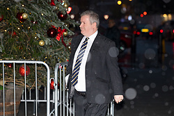 © Licensed to London News Pictures. 10/12/2017. London, UK. Parliamentary Leader of the Scottish National Party (SNP) Ian Blackford arriving at BBC Broadcasting House to appear on The Andrew Marr Show this morning. Photo credit : Tom Nicholson/LNP