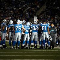 2008 Vikings vs Detroit Lions on December 7, 2008 at Ford Field in Detroit, Mi.  Vikings beat the Lions 20-16.