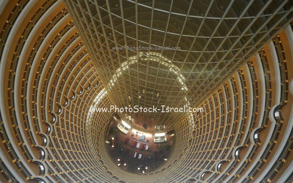 Architectural abstract, Pudong, Changhai, China