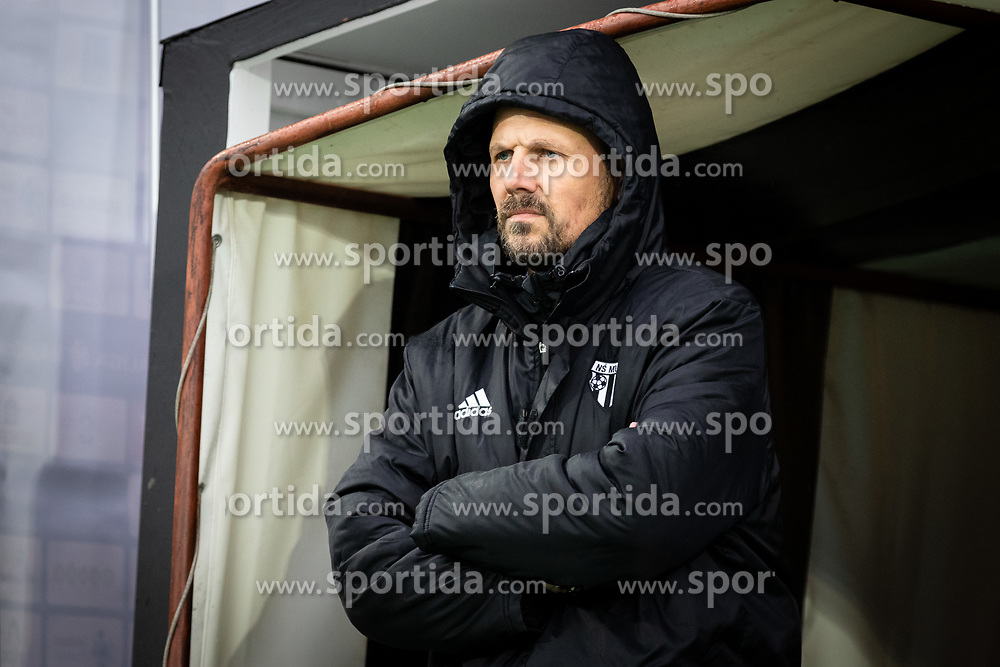 Ante Šimundža, head coach of Mura before football match between NŠ Mura and NK Olimpija Ljubljana in 26th Round of Prva liga Telekom Slovenije 2018/19, on April 11, 2019 in Fazanerija, Murska Sobota, Slovenia. Photo by Blaž Weindorfer / Sportida