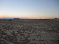 High Desert Test Sites 2013, Dry lake