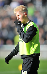 Derby County's Will Hughes - Photo mandatory by-line: Dougie Allward/JMP - Mobile: 07966 386802 - 17/01/2015 - SPORT - Football - Derby - iPro Stadium - Derby County v Nottingham Forest - Sky Bet Championship