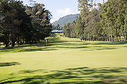 Golf course and clubhouse, Nuwara Eliya, Central Province, Sri Lanka