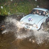 Car 19 Jonathan Hancox Richard Lambley Triumph TR4