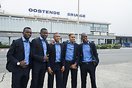 KV Oostende head to Marseille - 26 July 2017