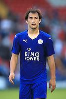 Shinji Okazaki, Leicester City.
