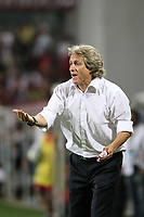 20110812: BARCELOS, PORTUGAL - Gil Vicente vs SL Benfica: Portuguese League 2011/2012, 1st round. In picture: Jorge Jesus. PHOTO: Pedro Benavente/CITYFILES