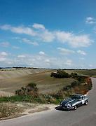 GP TAZIO NUVOLARI 2012.  JAGUAR E TYPE S1 1965