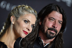 Dave Grohl, Jordyn Blum attend the 2018 LACMA Art + Film Gala at LACMA on November 3, 2018 in Los Angeles, CA, USA. Photo by Lionel Hahn/ABACAPRESS.COM