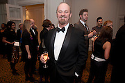 Tim McInnerny, The Laurence Olivier Awards,The Grosvenor House Hotel, Park Lane. London.   21 March  2010