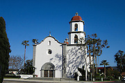 San Juan Capistrano Mission Basilica Church