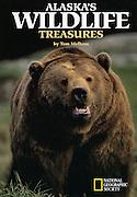 National Geographic, Alaska's Wildlife Treasures, Cover