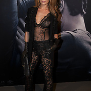 NLD/Amsterdam/20150211 - Premiere Fifty Shades of Grey, Kim Feenstra