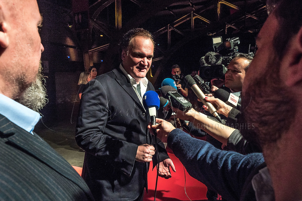 Quentin Tarantino <br />