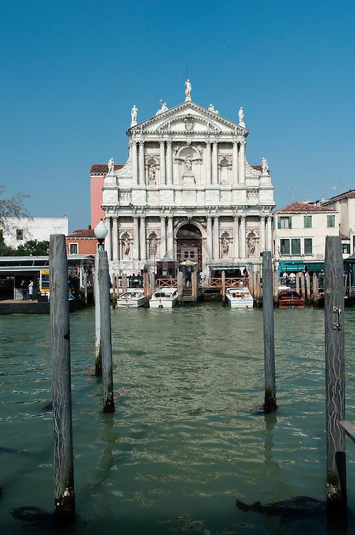 Church of Santa Maria di Nazareth in Venice, Italy