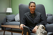 """Jill Soloway at the Yerba Buena Center for the Arts, Saturday, Oct. 28, 2017, in San Francisco, Calif. Soloway is the creator of the television series """"Transparent"""" and """"I Love Dick."""""""
