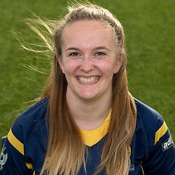 Laura Baker of Worcester Valkyries - Mandatory by-line: Robbie Stephenson/JMP - 14/09/2017 - RUGBY - Sixways Stadium - Worcester, England - Worcester Valkyries Headshots