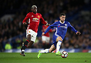 Chelsea v Manchester United- Quarter Final 13 Mar 2017