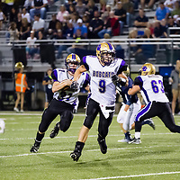09-26-14 Berryville Football vs. Shilo Christian