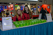 KELOWNA, CANADA - MARCH 07:  Subway Promotion at the Kelowna Rockets game on March 07, 2017 at Prospera Place in Kelowna, British Columbia, Canada.  (Photo By Cindy Rogers/Nyasa Photography,  *** Local Caption ***