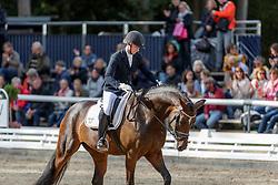 WEGO Nicole (GER), Quiana 17<br /> Warendorf - Bundeschampionate 2019<br /> Dressurpferdeprüfung Kl. L<br /> Finale 5jährige<br /> 08. September 2019<br /> © www.sportfotos-lafrentz.de/Stefan Lafrentz