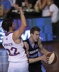 Auckland - Basketball - ANBL 2012-13, Round 16, Breakers v Kings
