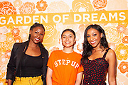 Khalilah Joi, Step Up Student Melanie, and Meagan Holder