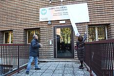 20131129 INAUGURAZIONE NUOVA SEDE POLIZIA MUNICIPALE VIA IV NOVEMBRE