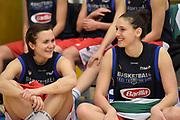 Giulia Gatti, Cecilia Zandalasini<br /> Raduno Nazionale Italiana Femminile Senior - Allenamento<br /> FIP 2017<br /> Montegrotto Terme, 27/02/2017<br /> Foto Ciamillo - Castoria
