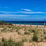 """Sand and Blue""<br />