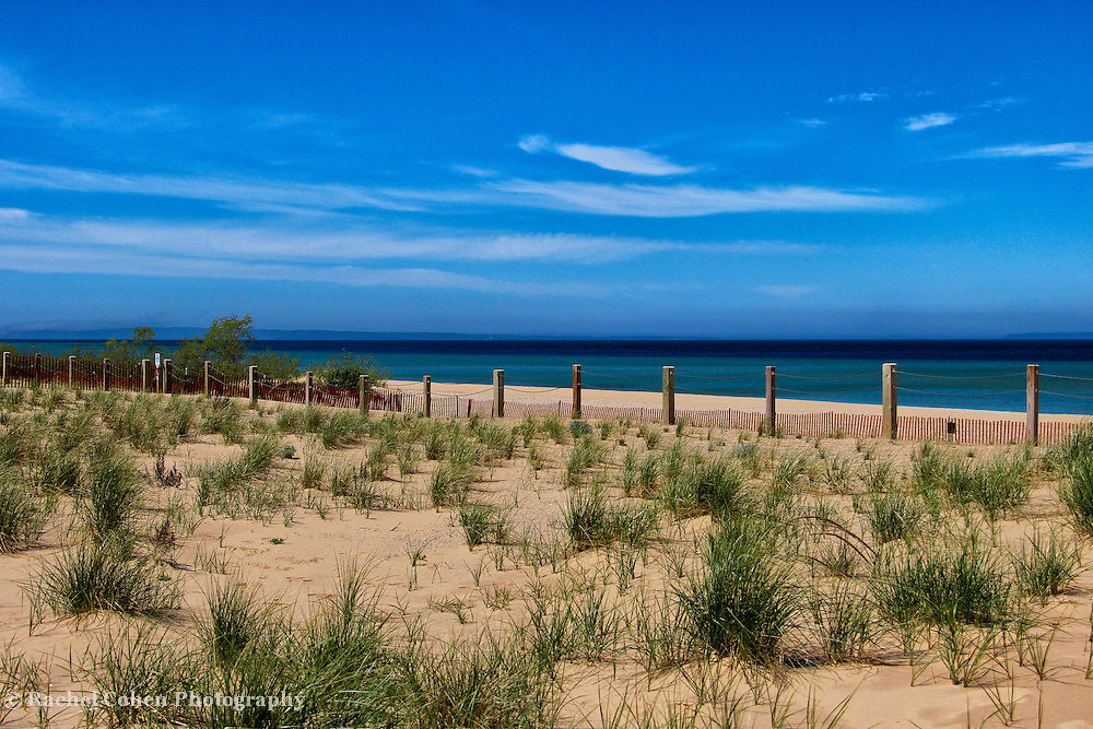 &quot;Sand and Blue&quot;<br />