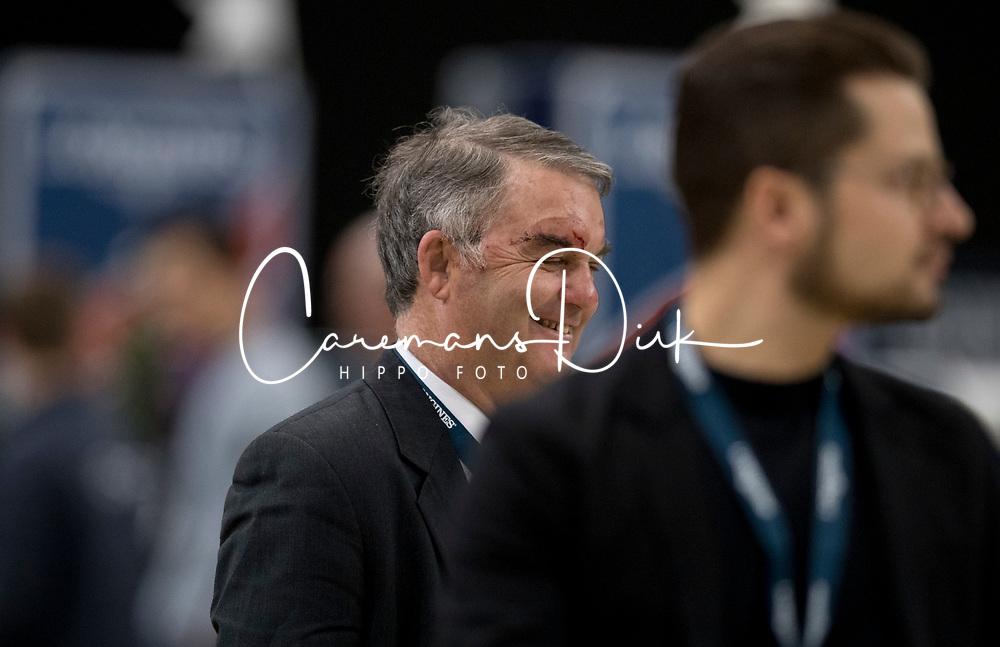 Weinberg Peter, GER<br /> LONGINES FEI World Cup™ Finals Paris 2018<br /> © Dirk Caremans<br /> 15/04/18