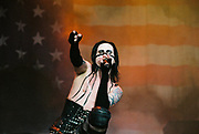 Marilyn Manson performs at Gig on the Green, UK 2003